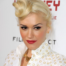 Gwen Stefani in L.A.M.B. | 'In The Land of Blood and Honey' Hollywood Premiere