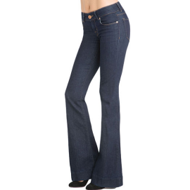 J Brand 722 LOVE STORY Bell Bottoms