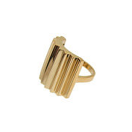 Jack Vartanian Pleats Ring