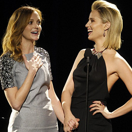 Jayma Mays & Dianna Agron | The Trevor Project's 2011 Trevor Live!