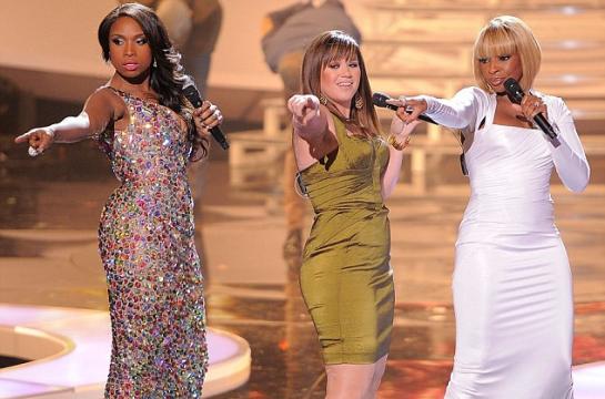 Jennifer Hudson, Kelly Clarkson & Mary J. Blige | VH1 Divas Celebrates Soul