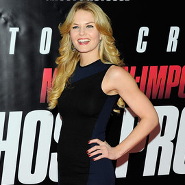 Jennifer Morrison in Stella McCartney | 'Mission: Impossible – Ghost Protocol' NY Premiere