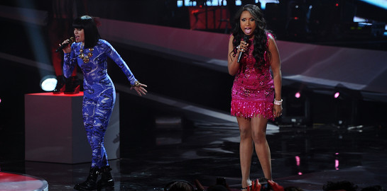 Jessie J and Jennifer Hudson | VH1 Divas Celebrates Soul