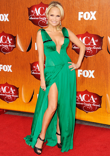 Kristin Chenoweth in Honor | The American Country Awards 2011