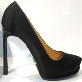 Lanvin H11 Satin Pumps