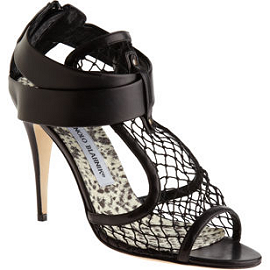 Manolo Blahnik 'Raia' Sandals