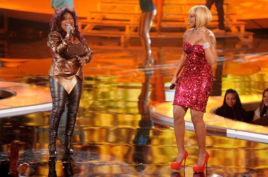 Chaka Khan and Mary J. Blige | VH1 Divas Celebrates Soul