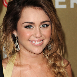 Miley Cyrus in Roberto Cavalli | 2011 CNN Heroes: An All-Star Tribute