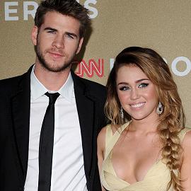 Miley Cyrus & Liam Hemsworth   2011 CNN Heroes: An All-Star Tribute