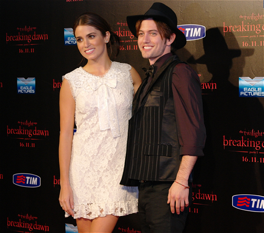 Nikki Reed in Dolce & Gabbana, A.L.C. & Twenty8Twelve | 'The Twilight Saga: Breaking Dawn - Part 1' Press Junkets