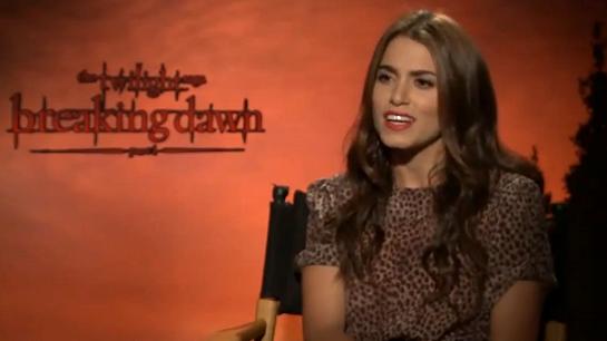 Nikki Reed in Twenty8Twelve | 'The Twilight Saga: Breaking Dawn - Part 1' LA Press Junket