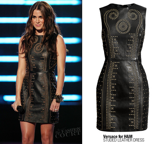 Nikki Reed in Versace for H&M, Lanvin & More! | 28th Elite Model Look World Final