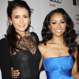 Nina Dobrev and Kat Graham | 'The Ripple Effect' Charity Event