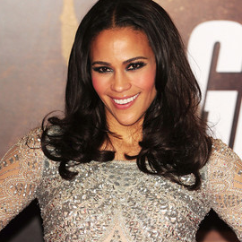 Paula Patton in Naeem Khan | 'Mission: Impossible - Ghost Protocol' London Premiere