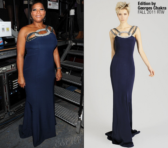 Queen Latifah in Edition by Georges Chakra | VH1 Divas Celebrates Soul
