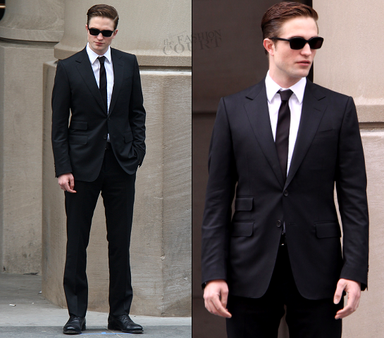 "Robert Pattinson Rocks GUCCI Throughout ""Cosmopolis""!"