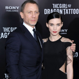 Daniel Craig and Rooney Mara | 'The Girl with the Dragon Tattoo' NY Premiere