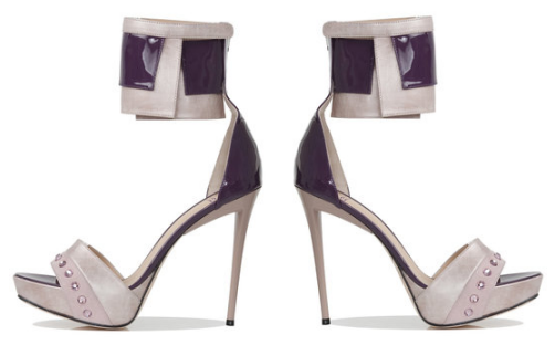 Ryan Haber Queen Sandals