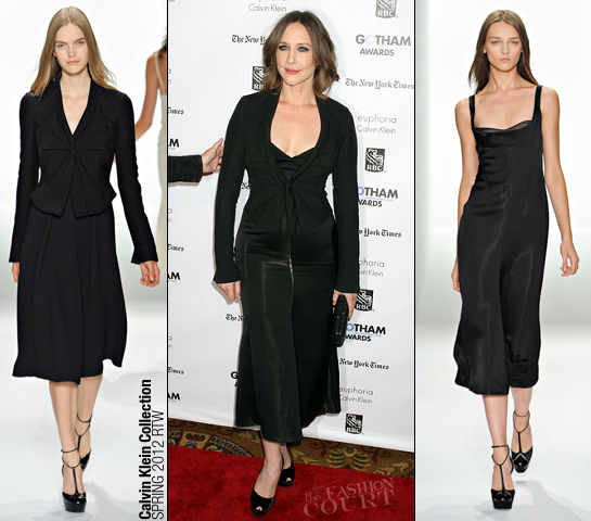 Vera Farmiga in Calvin Klein | IFP's 21st Annual Gotham Independent Film Awards