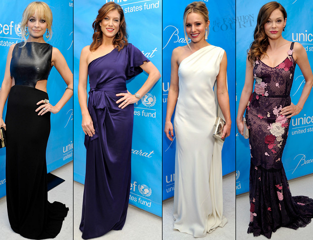 2011 UNICEF White Carpet Ball: Nicole, Kate, Kristen & Rose!