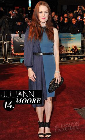 Julianne Moore in Lanvin | 'The Kids Are Alright' UK Premiere