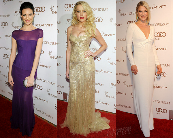 The 2012 Art of Elysium 'Heaven' Gala: Red Carpet Style Round-Up