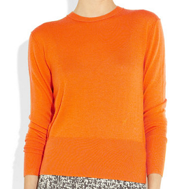 Acne Lia Fine-Knit Cashmere Sweater - Resort 2012
