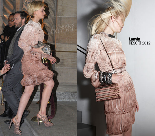 Carey Mulligan in Prada | 2011 National Board of Review Awards
