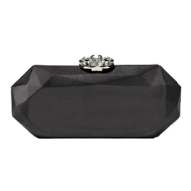 Chanel Diamond CC Clutch