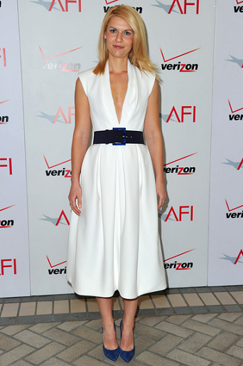 Claire Danes in Donna Karan | 12th Annual AFI Awards