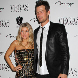 Fergie in Nicolas Jebran | New Year's Eve Bash at 1 OAK Las Vegas
