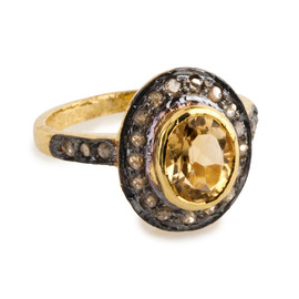 Kara Ackerman Designs Alice Rose Ring