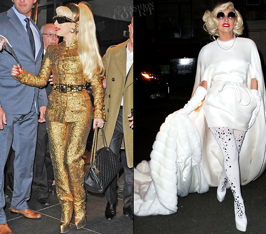 Lady Gaga | New Year's Eve 2012 In Times Square