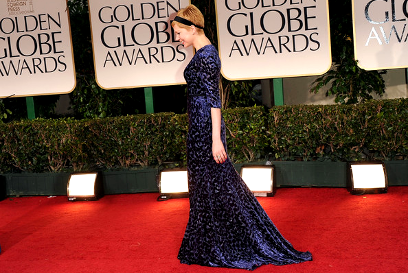 Michelle Williams in Jason Wu | 69th Annual Golden Globe Awards