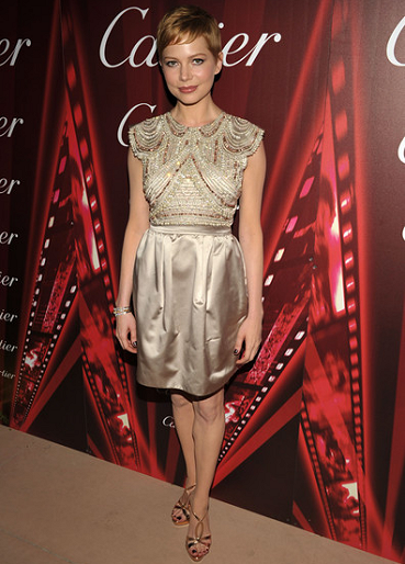Michelle Williams in Prada | 23rd Annual Palm Springs International Film Festival Awards Gala