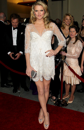 Missi Pyle in Chagoury Couture | 2012 Directors Guild Of America Awards