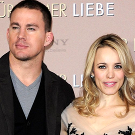 Channing Tatum & Rachel McAdams | 'The Vow' Munich Photocall