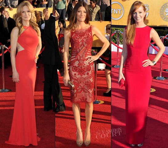 2012 SAG Awards: The Siren Red Society
