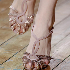 From the Spring/Summer 2011 Haute Couture Collection - VALENTINO