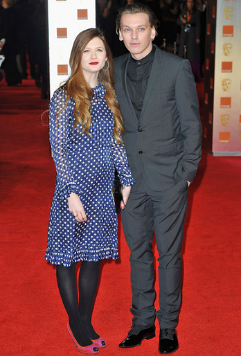 Bonnie Wright in Prada | 2012 BAFTA Awards