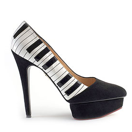 Charlotte Olympia CINDY Piano Pumps
