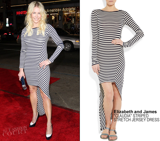 Chelsea Handler in Elizabeth and James | 'This Means War' LA Premiere