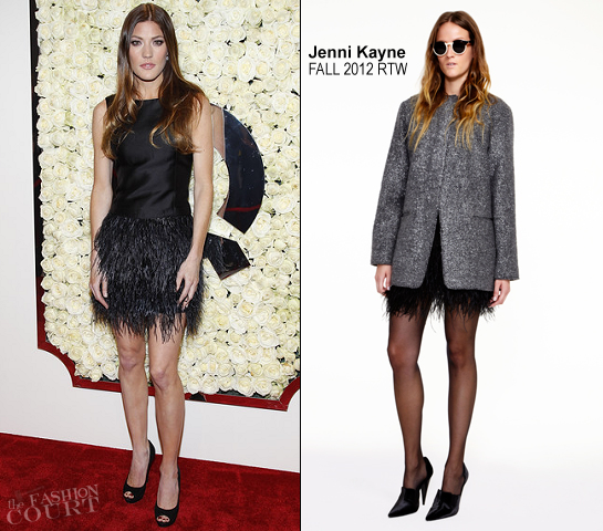 Jennifer Carpenter in Jenni Kayne | QVC's 'Buzz On The Red Carpet' Cocktail Party
