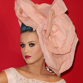 Katy Perry in Alexis Mabille Couture | 2012 MusiCares Person of the Year Tribute to Paul McCartney