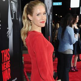 Kristin Cavallari in Maria Lucia Hohan | 'This Means War' LA Premiere