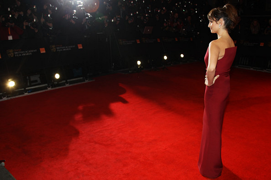Penelope Cruz in Armani Prive | 2012 BAFTA Awards
