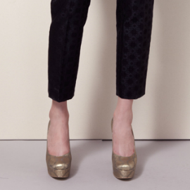 Stella McCartney - Pre-Fall 2012 - Platform Pumps