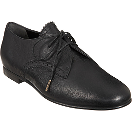 Balenciaga ARENA Leather Lace Up Oxford