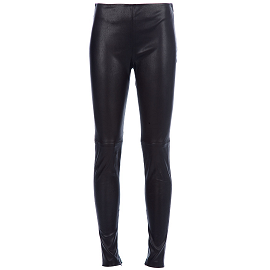 BALENCIAGA Dot Leather Leggings