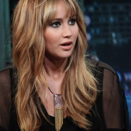 Jennifer Lawrence in Elizabeth and James | 'Late Night with Jimmy Fallon'